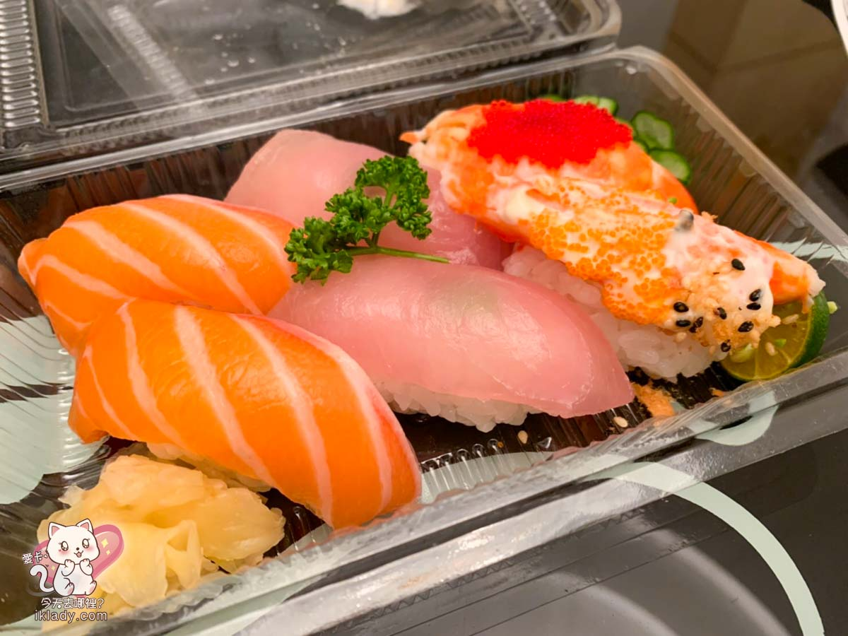 小春日和日式料理【台中美食】平價方便外帶日本料理壽司店