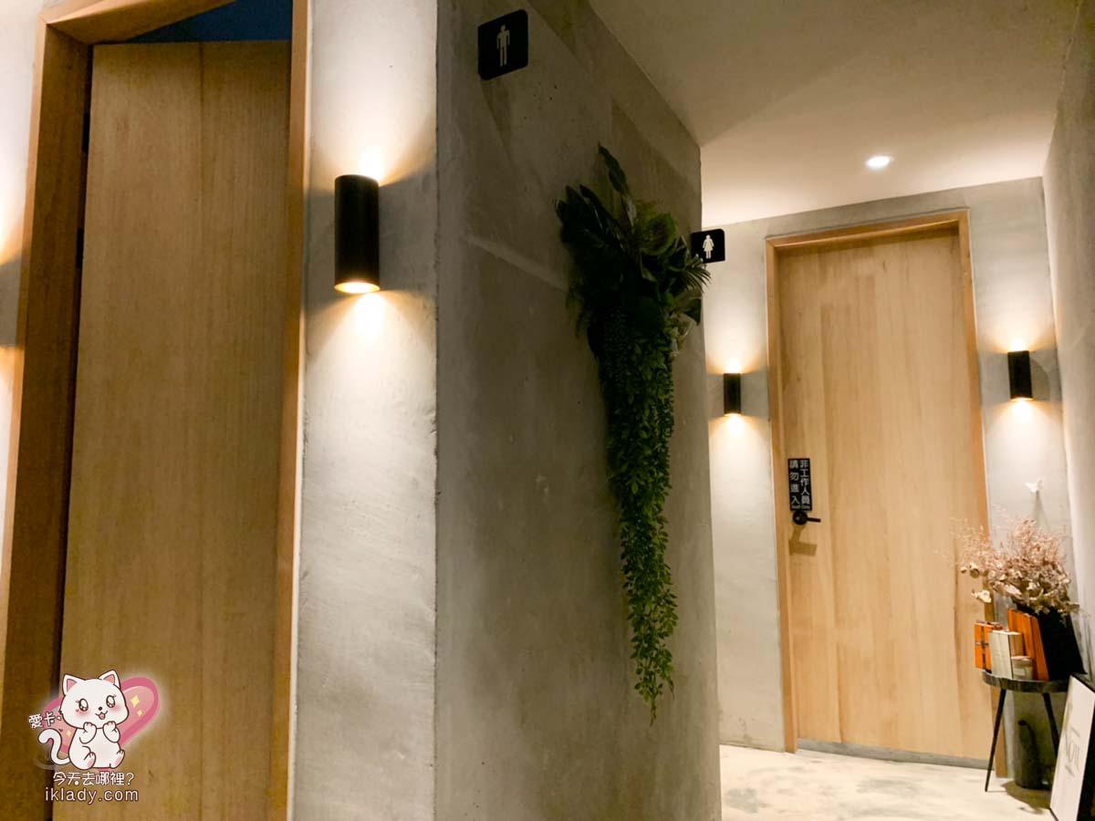 【大股熟成燒肉竹北店】廁所|洗手間環境