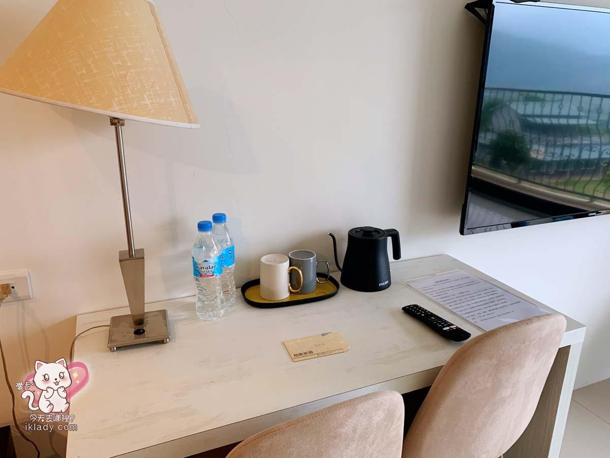 【台東精品住宿】初鹿莊園酒民宿房間佈置|裝飾