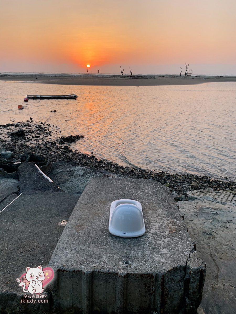 嘉義東石白水湖壽島必看什麼?