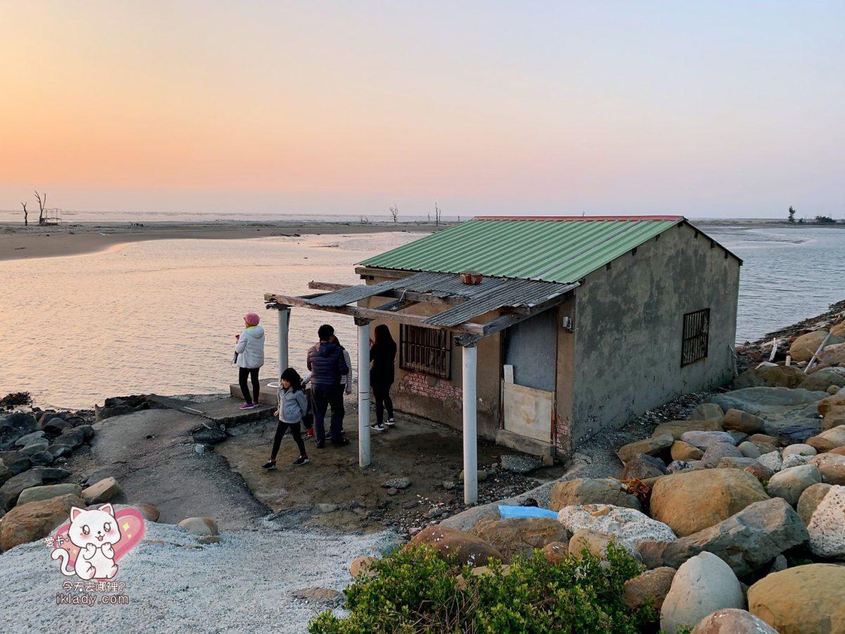 最美馬桶秘境(東石馬桶位置)在白水湖壽島的哪裡?